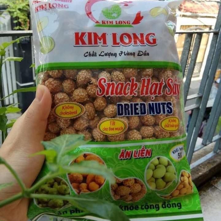 Đậu phộng mè 500g Kim Long ngon không tả