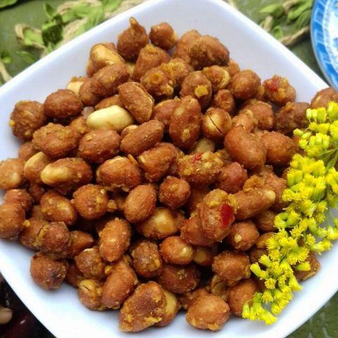 Đậu phộng tỏi ớt 1kg Kim Long Loại 1