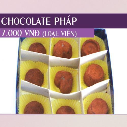 Chocolate pháp