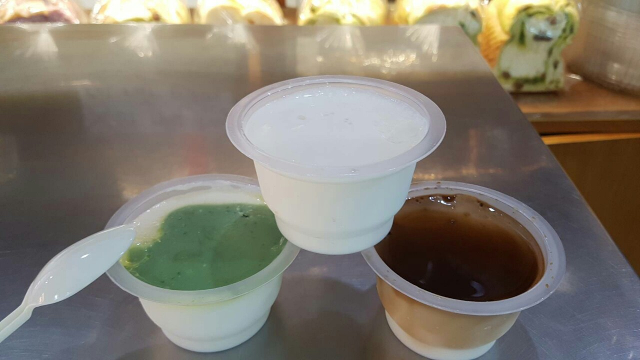 Pudding Thụy Sỹ