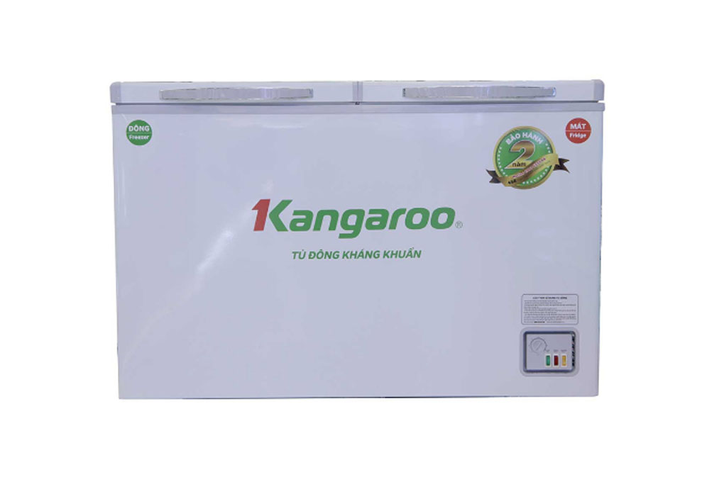 Tủ đông kháng khuẩn Kangaroo KG320IC2