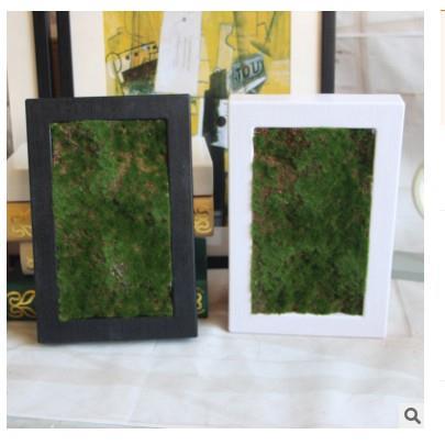 Khung làm tranh cây size 20*30cm (đã bao gồm cỏ) - KTC003