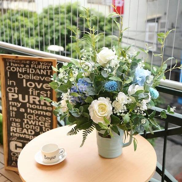 Bình hoa trang trí phong cách vintage - BH520