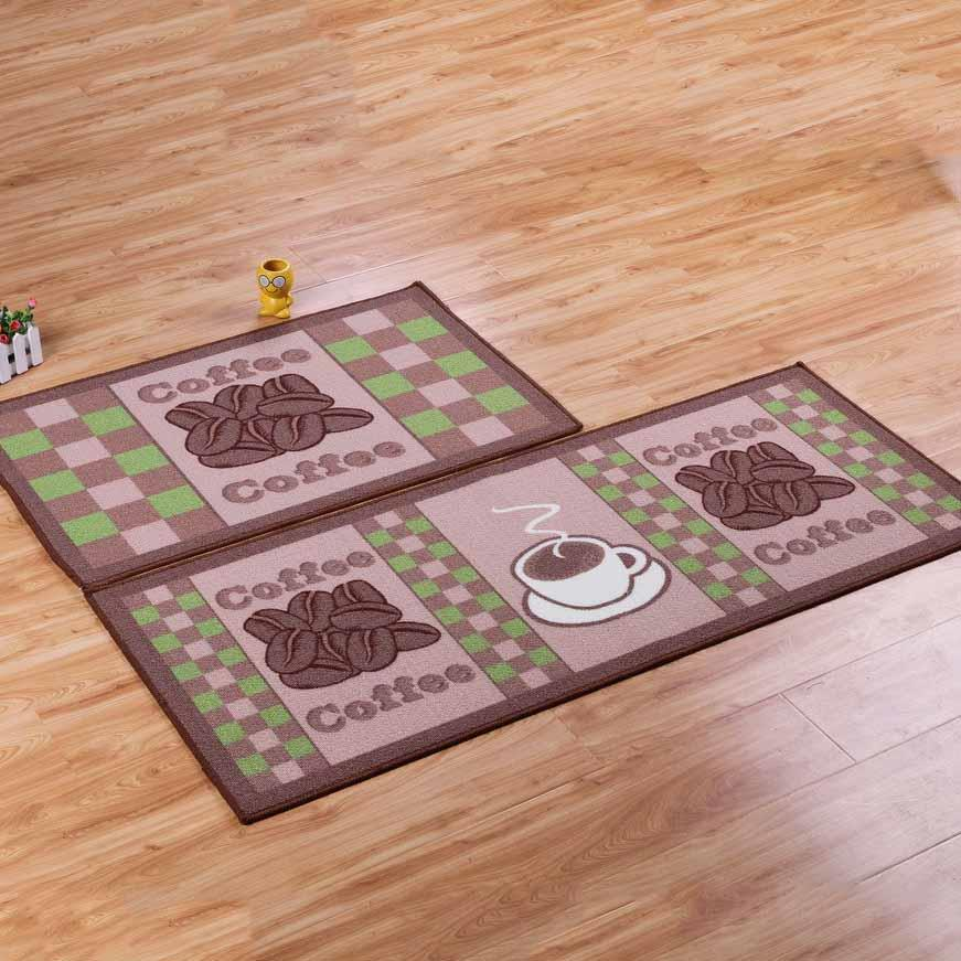 Thảm nhà bếp coffee( 50x80cm) - T92