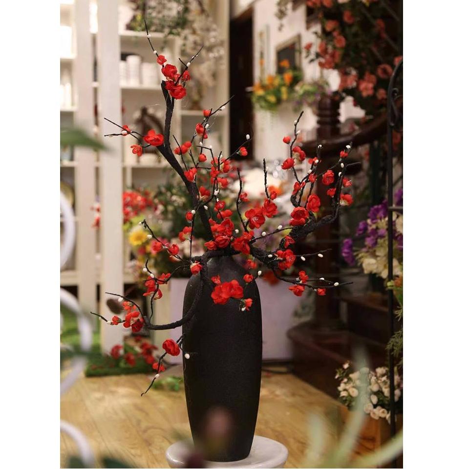 Bình hoa đào - BH396