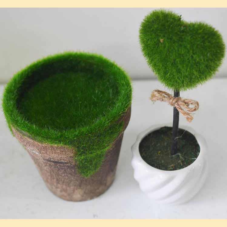 Chậu cỏ tròn - G014