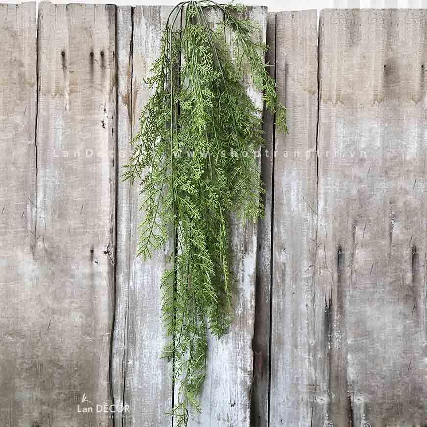 Cành dương xỉ măng rủ (100cm) - HN090