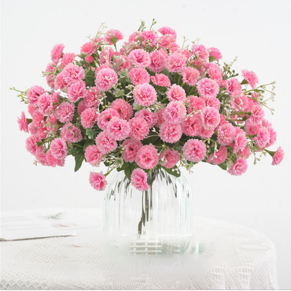 Cành hoa cẩm chướng - HC908