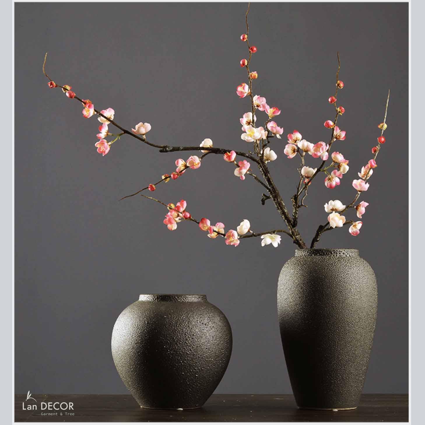 Bình hoa đào - BH1130