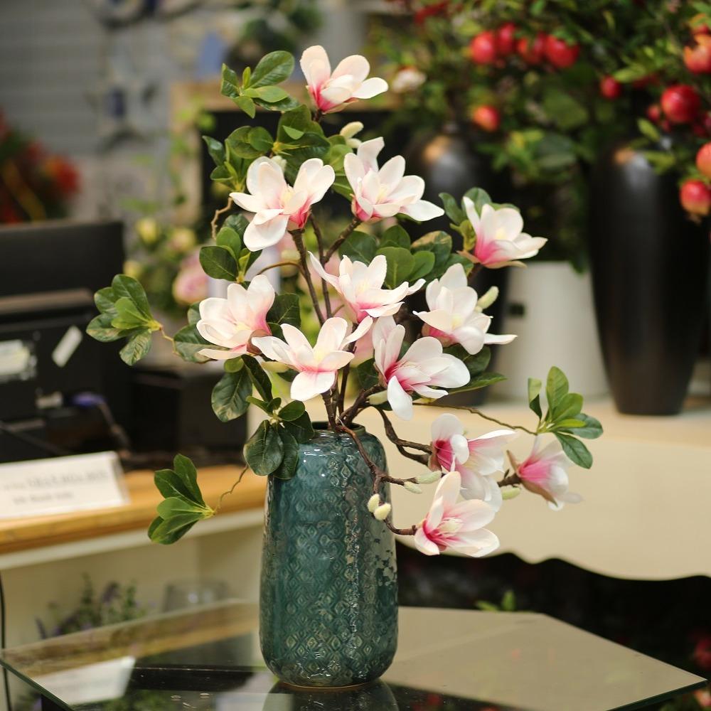 Bình hoa mộc lan cao 60cm - BH762
