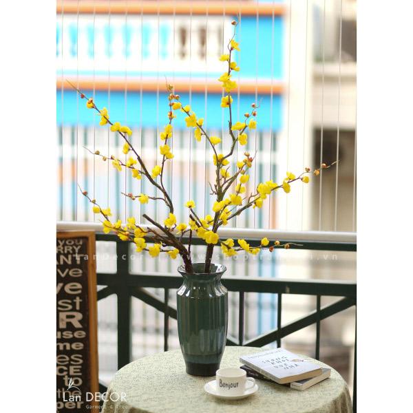 Bình hoa mai trang trí - BH1060