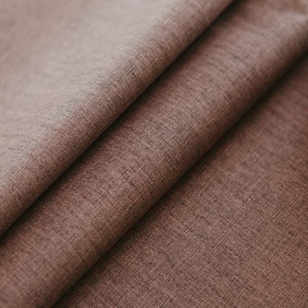 TB370 - Vải Canvas nâu trơn chống thấm