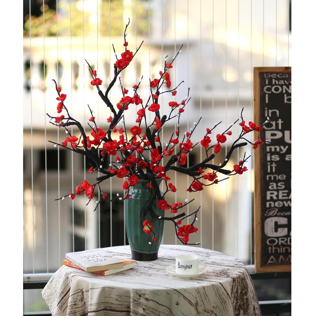 Bình hoa đào bích cao 70cm - BH1070