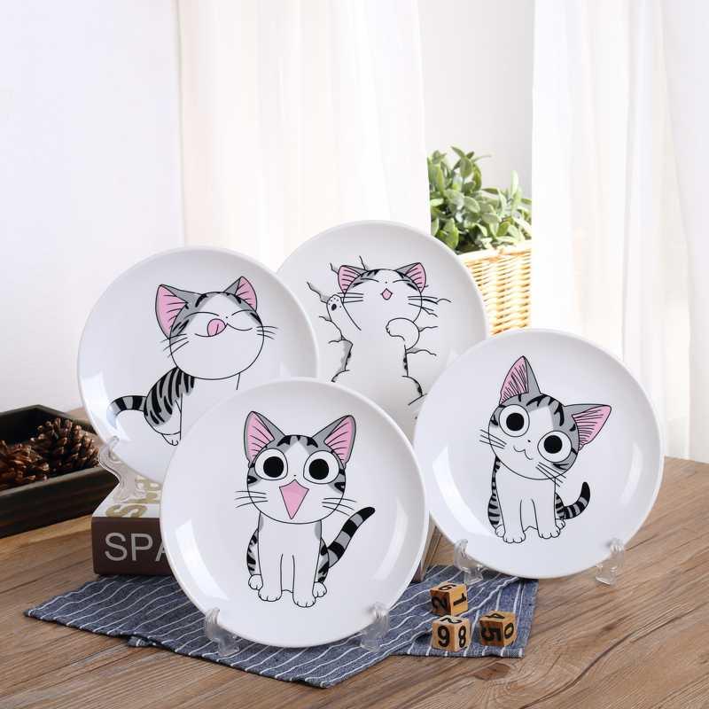 Đĩa mèo Chi  - ĐS002