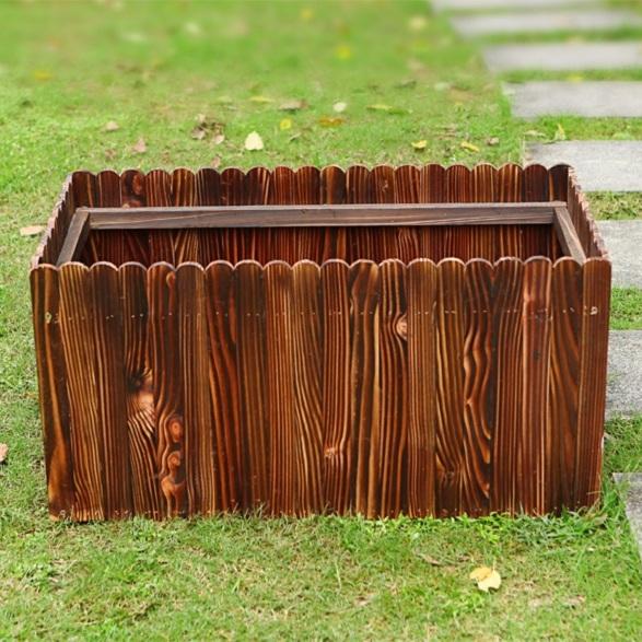 HR006 - Hàng rào gỗ (40x20x20 cm)