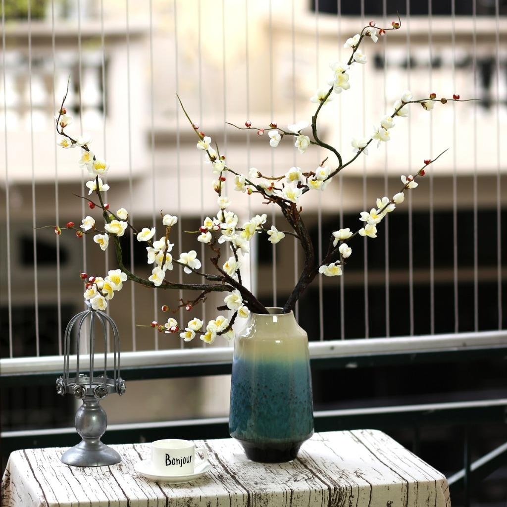 Bình hoa đào đông - BH1073