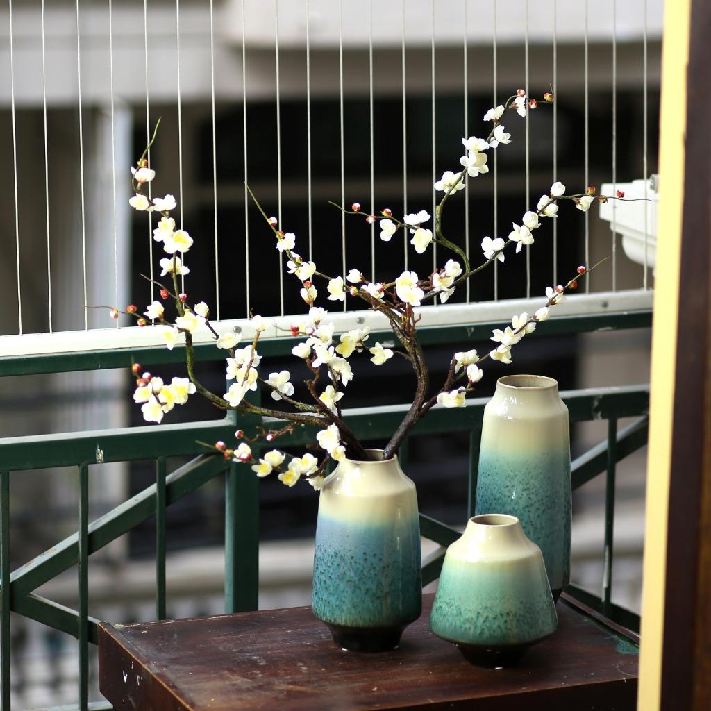 Bình hoa đào đông - BH780-4