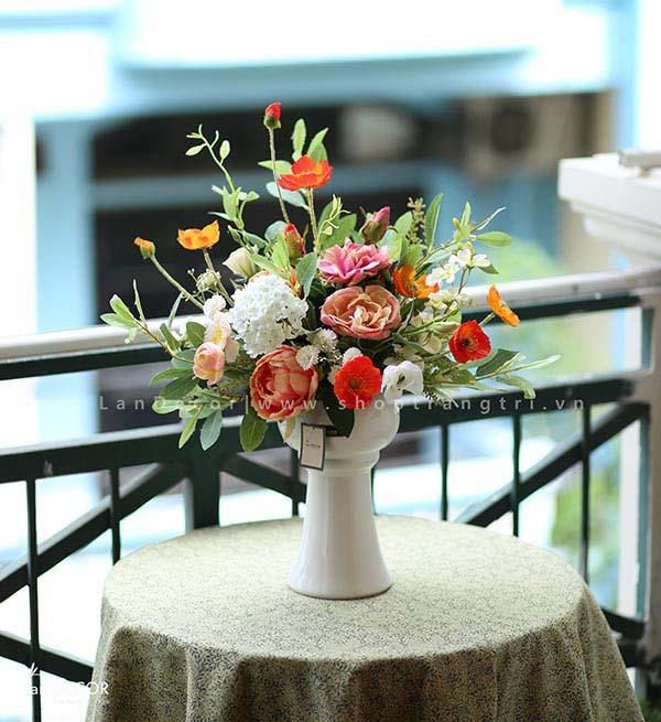 Bình hoa trang trí - BH890