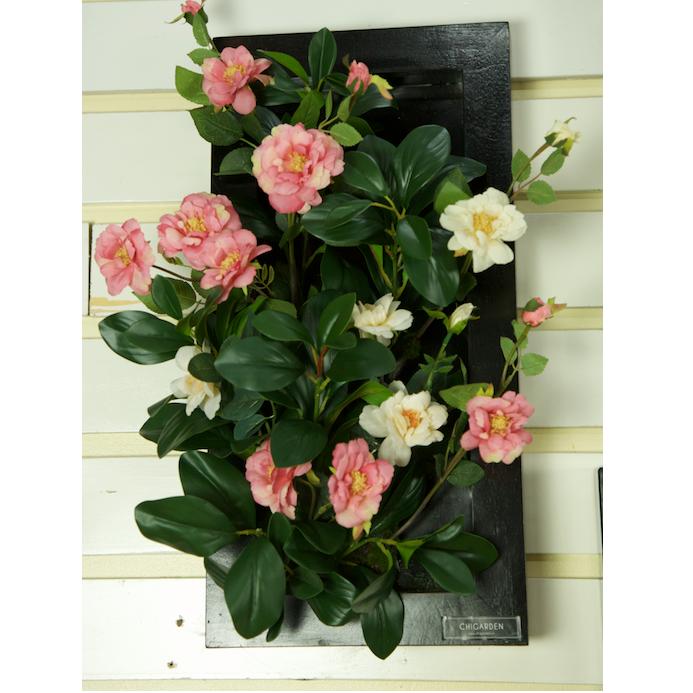 Khung tranh hoa hồng leo - KTC170