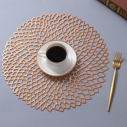 TL101 - Tấm trải bàn ăn hình hoa (40 cm)