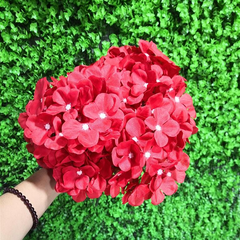 Cành hoa tú cầu - HC112