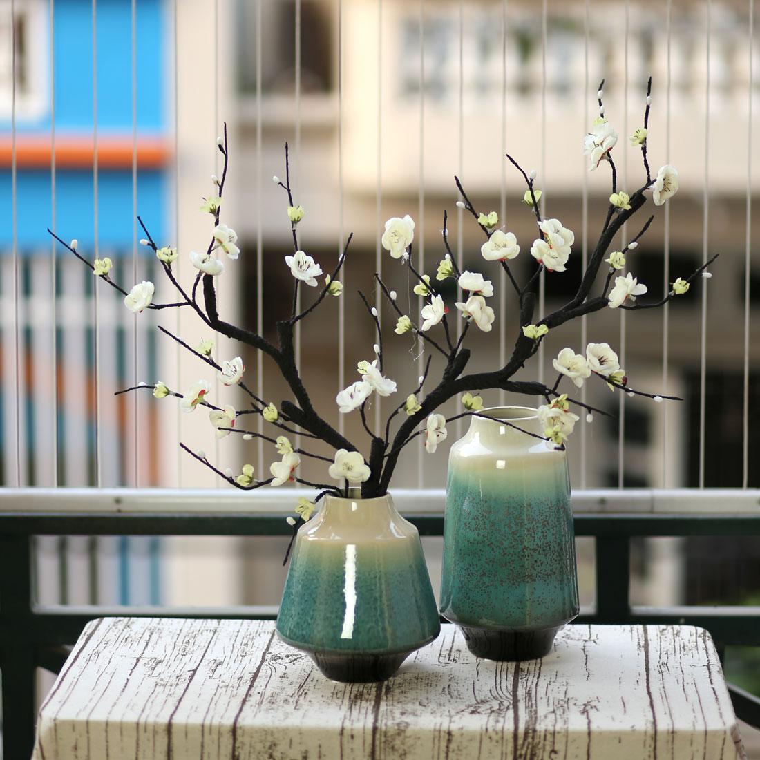 Bình hoa đào đông - BH1055
