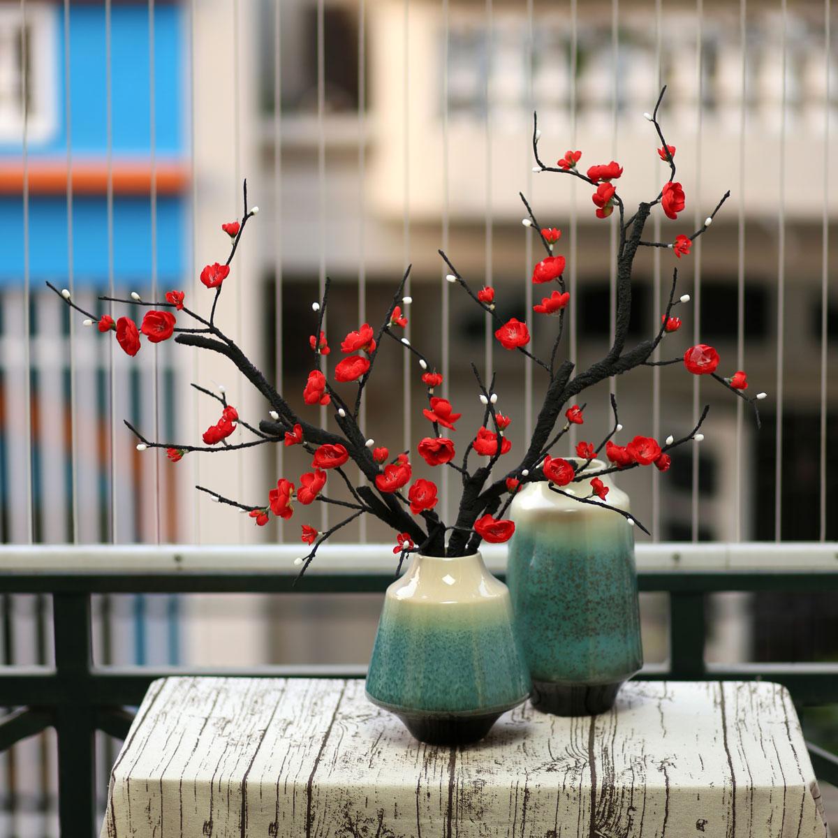Bình hoa đào - BH1056