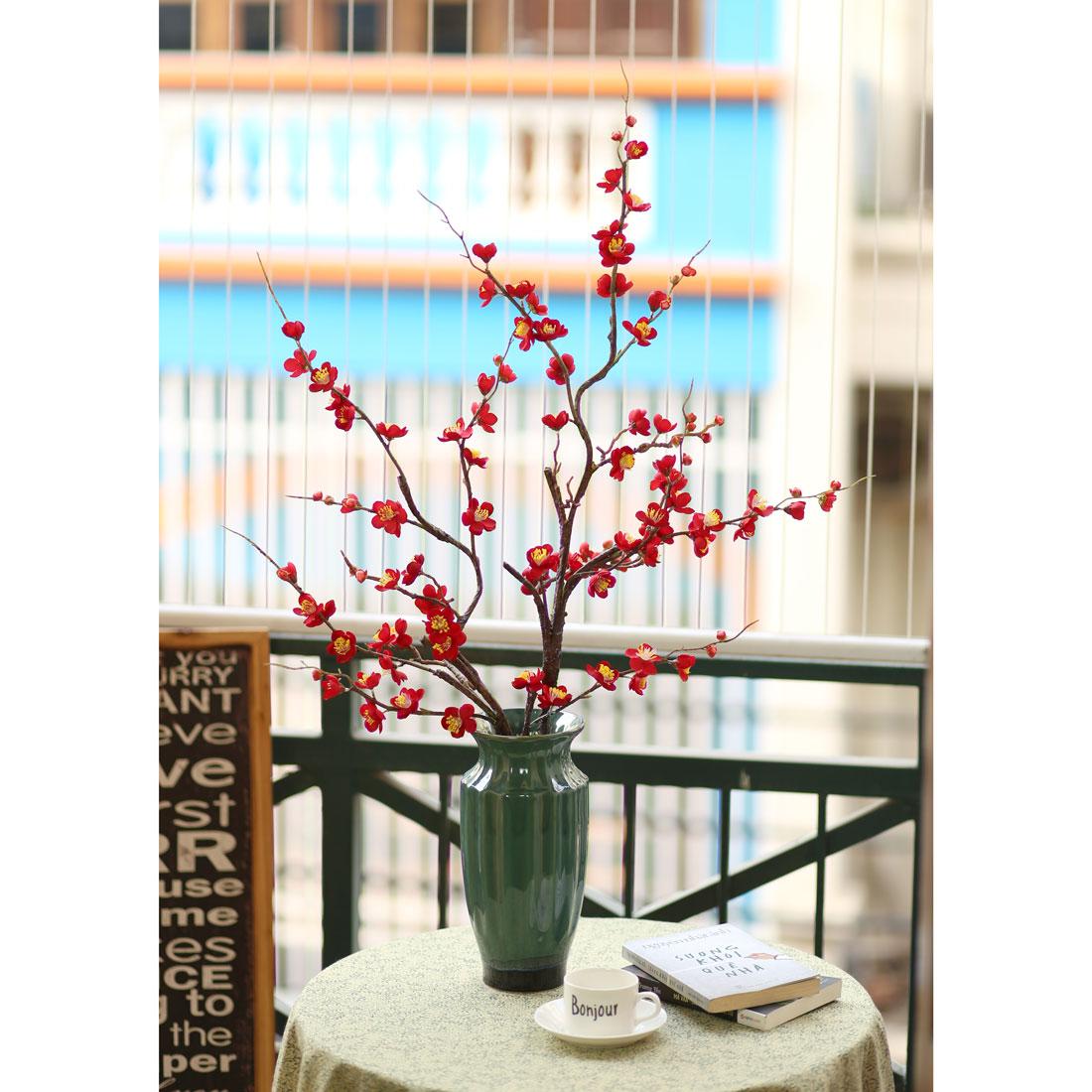 Bình hoa đào trang trí - BH1058