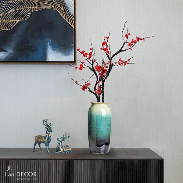 Bình hoa đào - BH1133