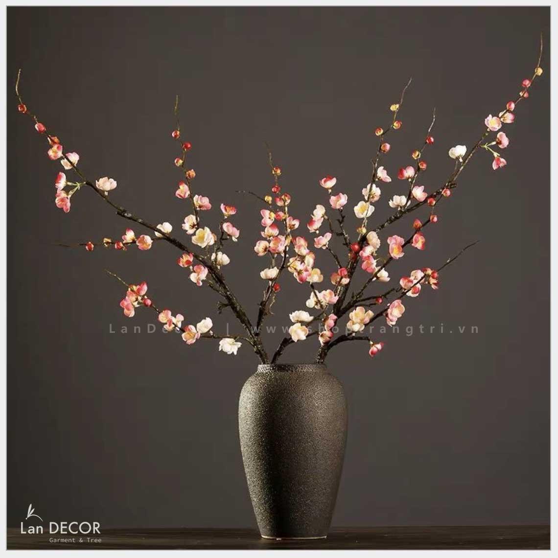 Bình hoa đào - BH1131