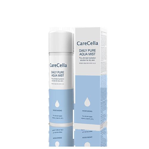 Xịt khoáng CareCella Daily Pure Aqua / CareCella Daily Pure Aqua Mist (GIÁ BÁN LẺ : 405,000)