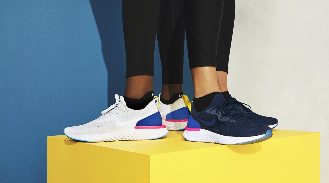 giày epic react flyknit