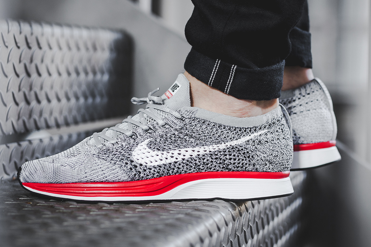 flyknit racer no parking