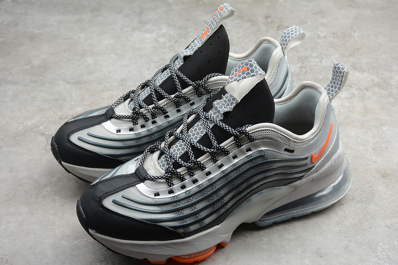 "giày Air Max Zoom 950 ""Grey Orange"""