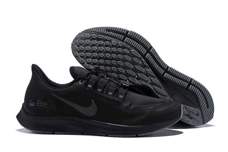 "giày Pegasus 35 Shield ""Triple Black"""