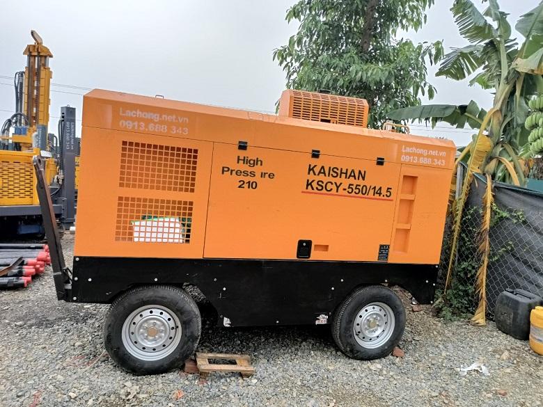 Máy nén khí KSCY-550/14.5 Kaishan