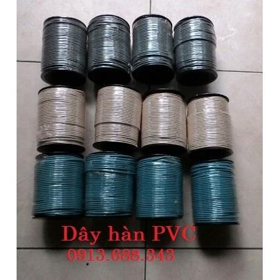 Dây hàn PVC