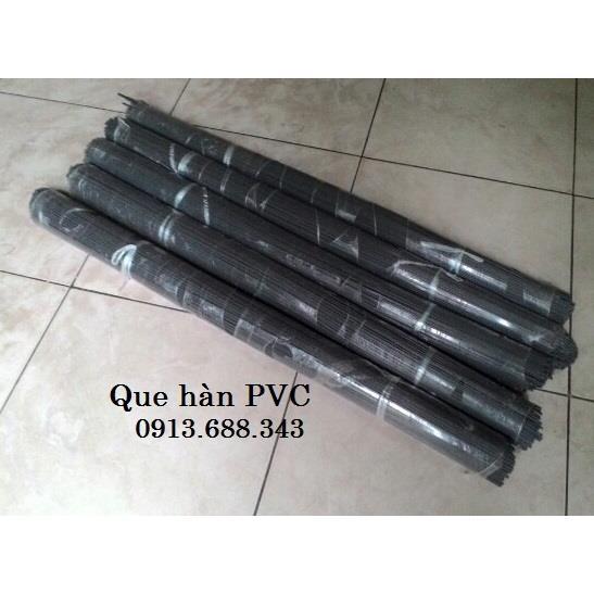 Que hàn PVC