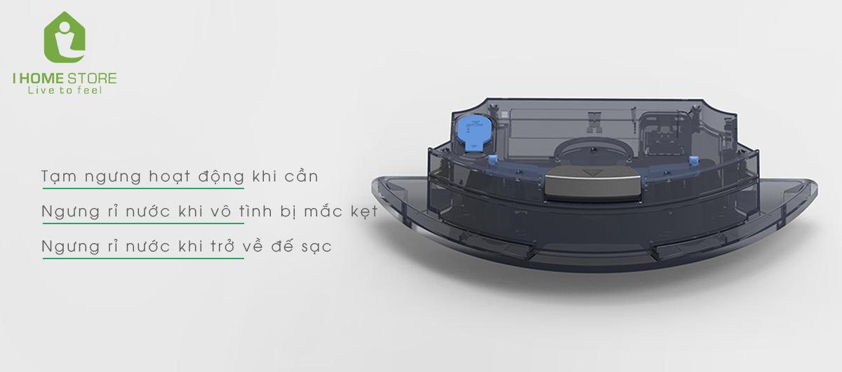 iLife A9S Robot hút bụi lau nhà phiên bản xuất châu Âu