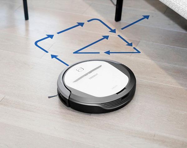 Cách hoạt động của robot hút bụi lau nhà