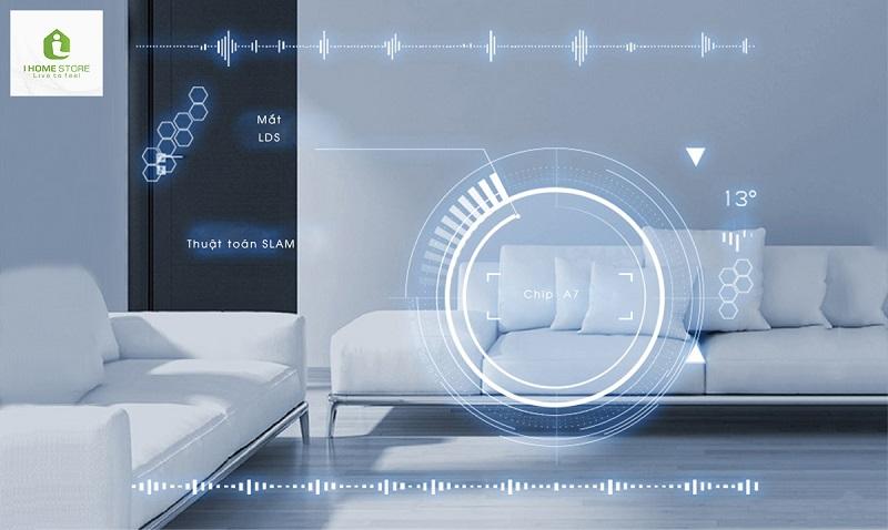Công nghệ thiết lập tường ảo của robot hút bụi thông minh giúp ích gì cho con người?