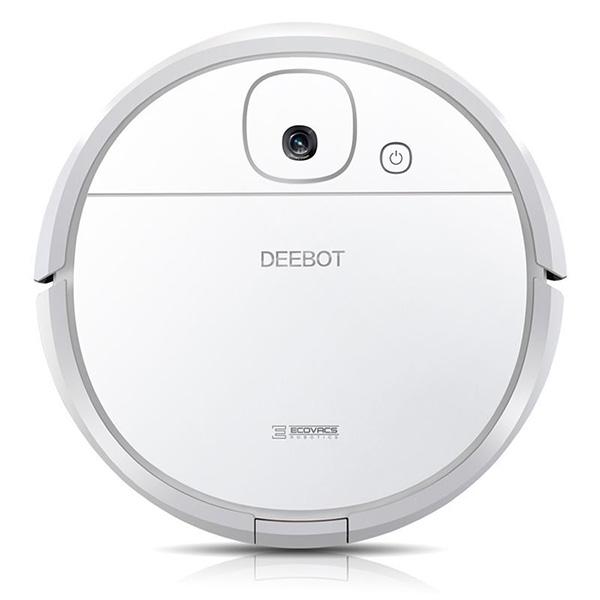Robot lau nhà, hút bụi Ecovacs Deebot DJ35