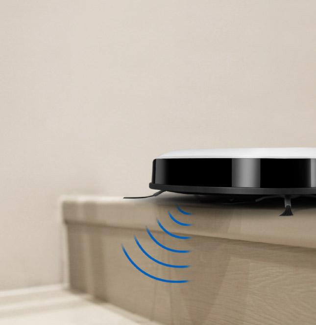 Ecovacs Deebot OZMO Slim 11 (DK3G Bản Quốc Tế) Robot hút bụi lau nhà