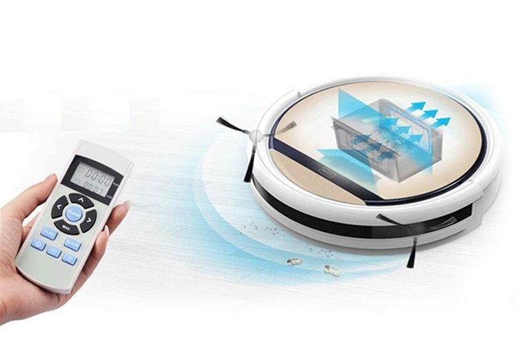 Hướng dẫn sử dụng cơ bản robot iLife V5S Pro