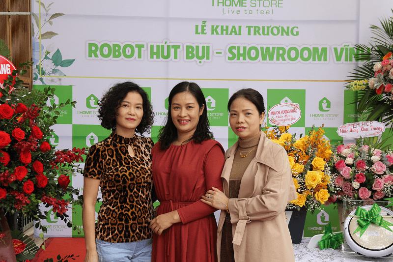 Rộn ràng ngày khai trương Showroom iHome Store Vĩnh Yên