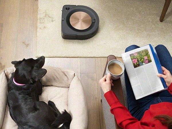 iRobot Roomba S9 Plus Robot hút bụi Thương hiệu Mỹ