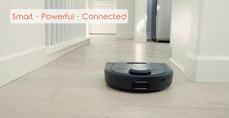 Neato Botvac D3 Connected Robot hút bụi Bản quốc tế