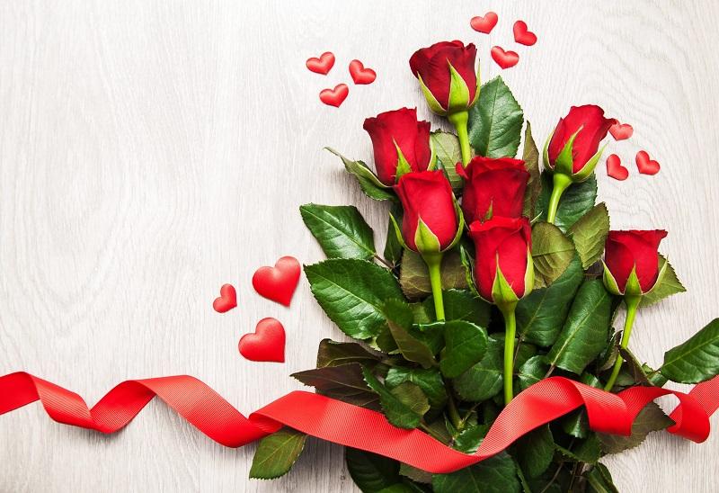 Hoa tươi tặng vợ ngày lễ Noel