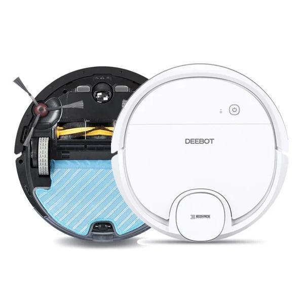 ecovacs deebot ozmo 900 2 - Top 5 robot hút bụi lau nhà tốt nhất 2020