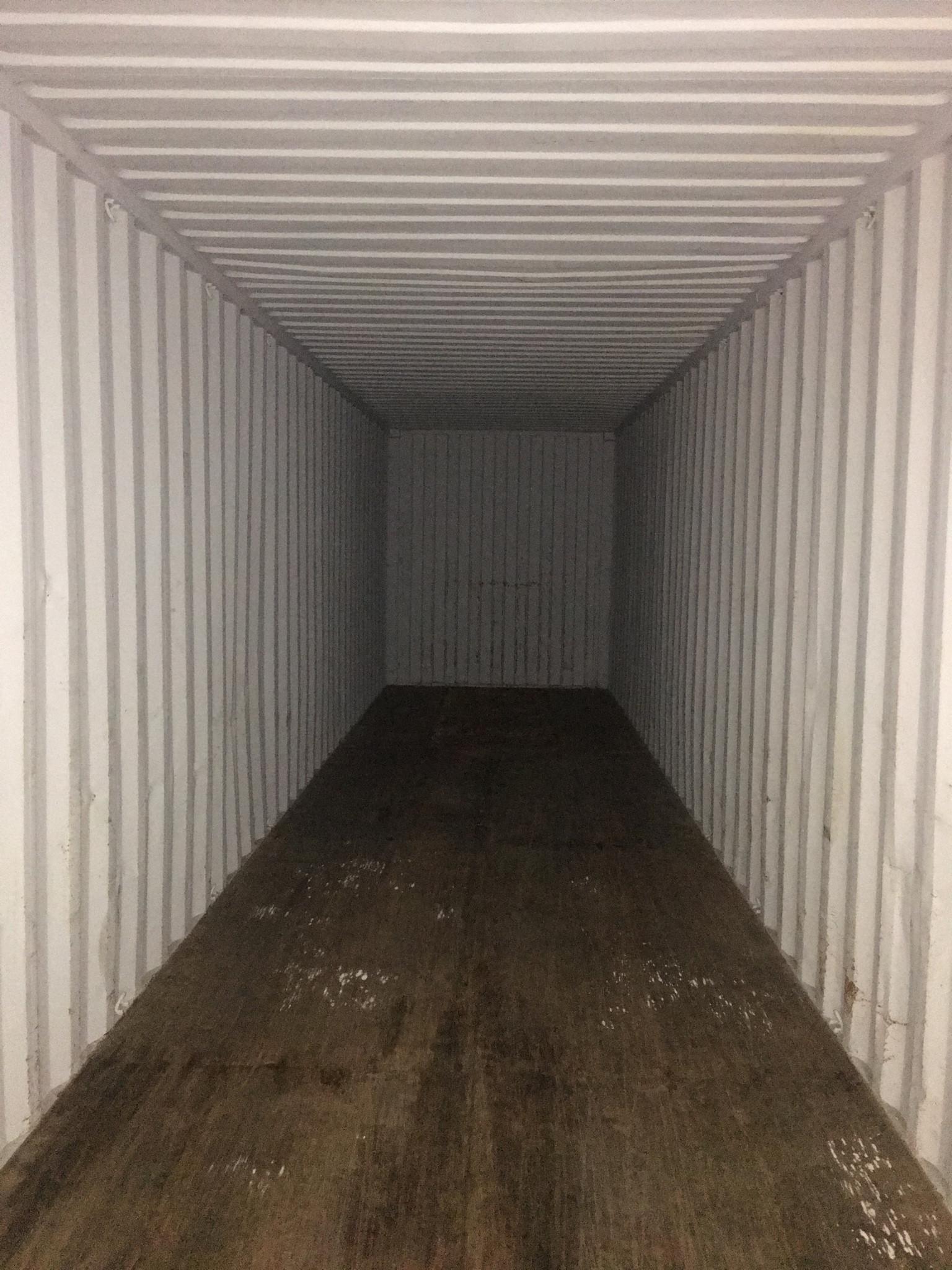Thanh Lý Container 40feet Giá Tốt